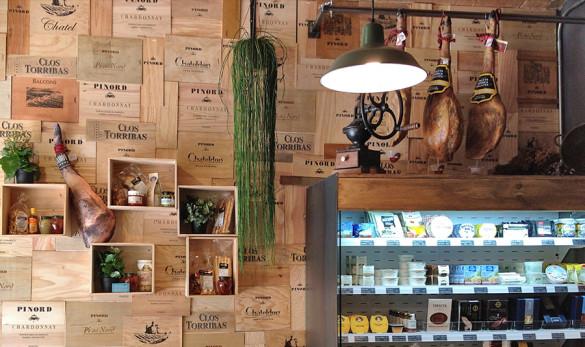 Xavier Gero Interiorismo barcelona proyecto tienda