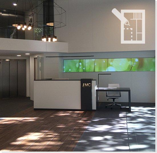 Decoradores de interiores en barcelona interioristas for Estudios de interiorismo barcelona