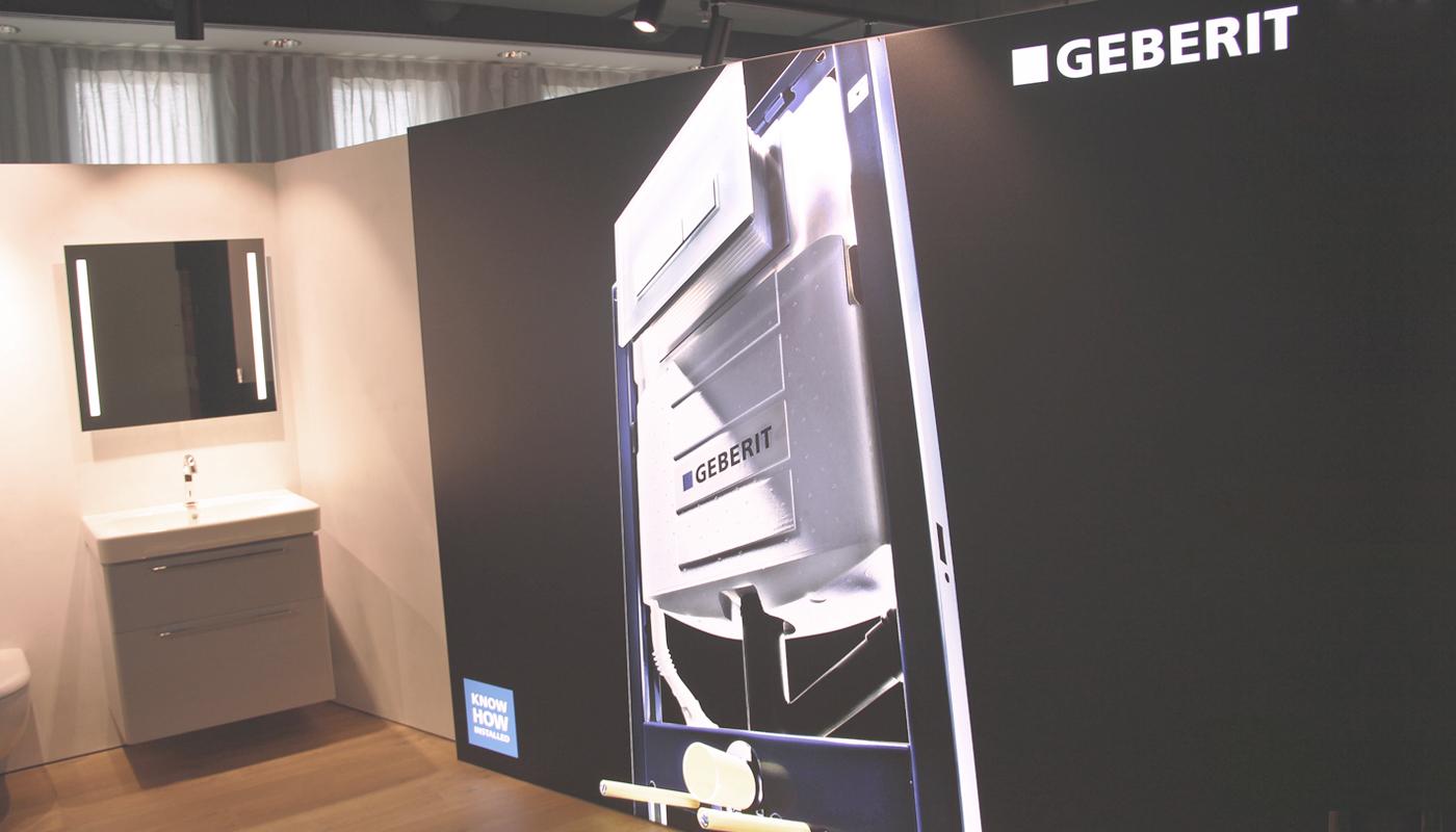 Assistim a la presentaci de novetats geberit xavier gero for Escoles de disseny d interiors a barcelona